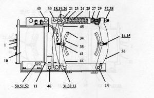 "EC&M 5010 10"" Type F, Series A Diagram"
