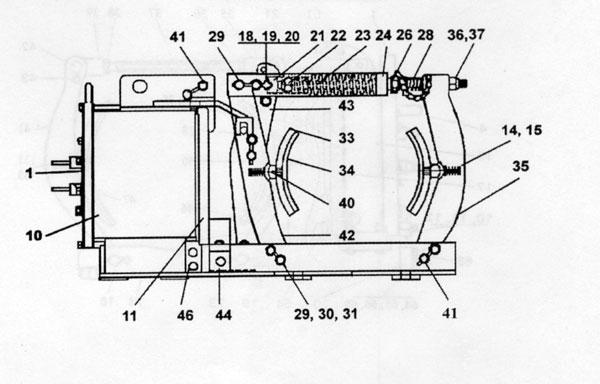 "EC&M 5010 10"" Type F, Series B"