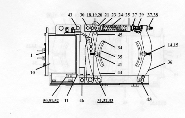 "EC&M 5010 13"" Type F, Series A Diagram"