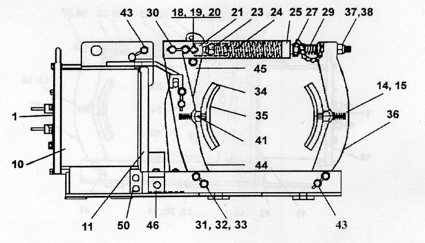 "EC&M 5010 16"" Type F, Series B Diagram"