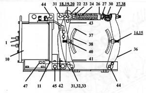 "EC&M 5010 23"" Type F, Series B"