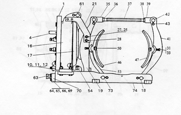 "EC&M 5010 30"" Type F, Series A"