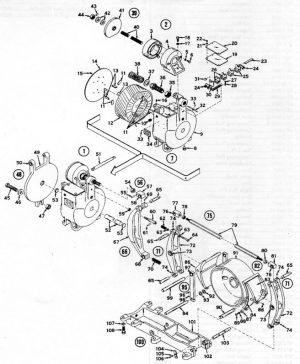 "EC&M 5060 16"" Adjustable Torque Diagram"