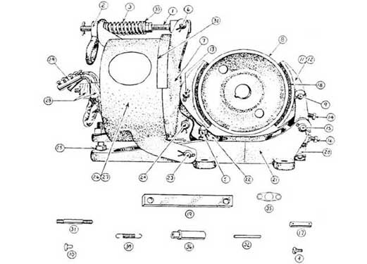 No.5 Type WB Brake Folio 2