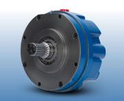 Hydraulic Wet Brakes (PTT-381-0)