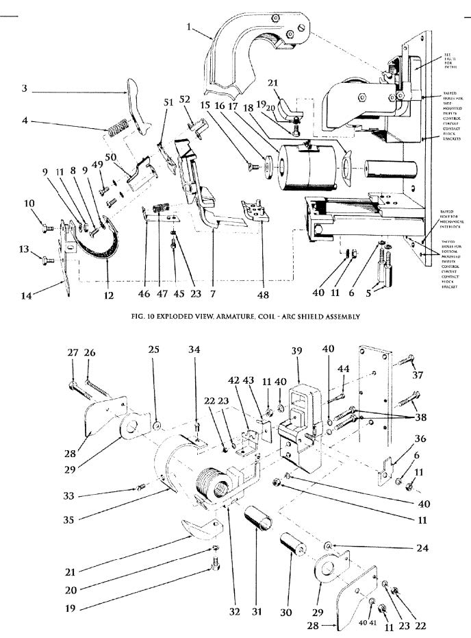 Packard 2 Pole Contactor Wiring Diagram