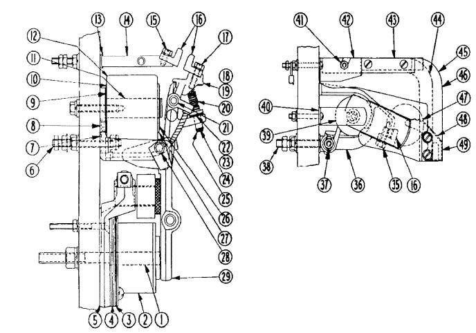 570-100 Amp DC Contractor
