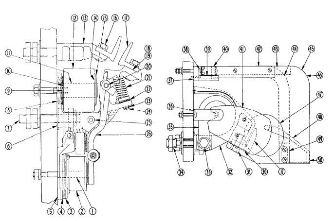 575-600 Amp DC Contractor