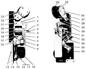 932-50 Amp Single Pole DC LTL Contractor