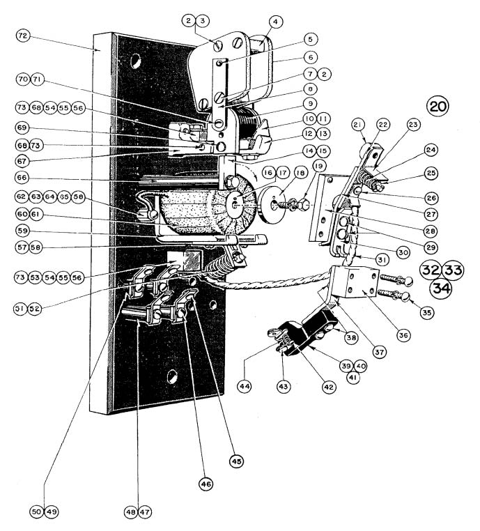 0 Single Pole Type S Contractor Folio 7