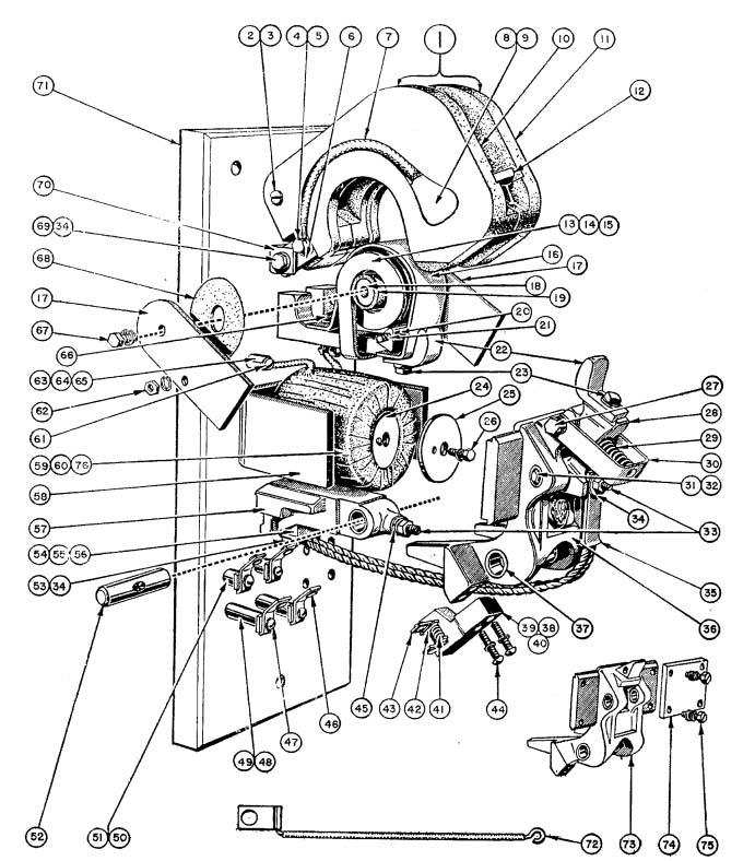 1 Single Pole Type I Line Arc Contractor Folio 3