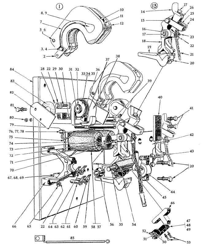 2 Double Pole Type I Line Arc Contractor Folio 3