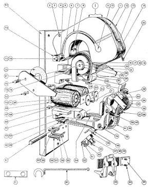 Single Pole Type I Line Arc Contractor Folio 3