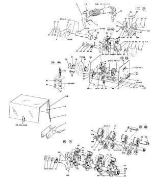 Kor-Pak 20 AC/DC Youngstown Limit Switch type CG Series B