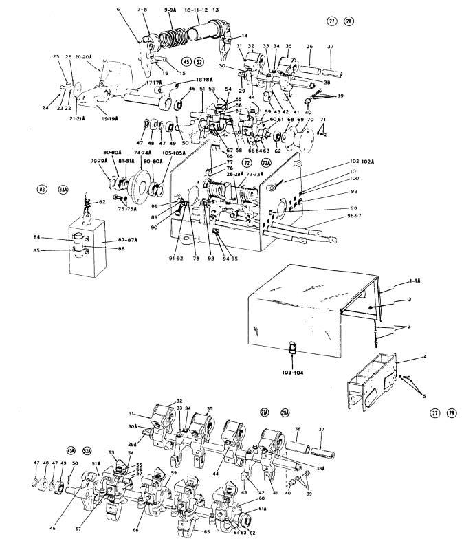 Kor-Pak 30 Youngstown Limit Switch type DG Series