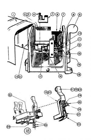 Kor-Pak Type DM Master Switch Folio 1