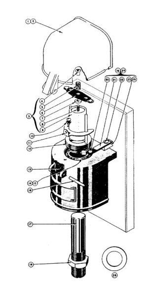 Kor-Pak SI Acceleration Relay Folio 1a & 1b
