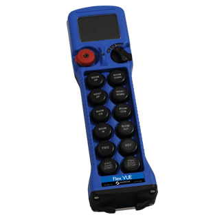 FlexVue Handheld Style Transmitter