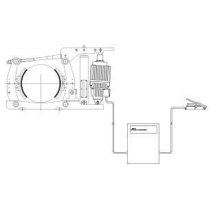 Foot brake Static Software Diagram