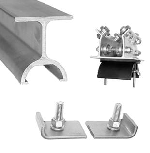Heavy Duty Aluminum Festoon