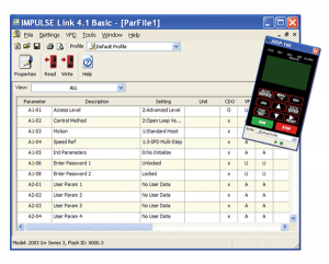 Impulse Link 4.1 Software