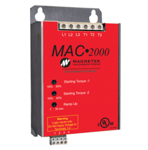 MAC 2000 Soft Start by Magnetek