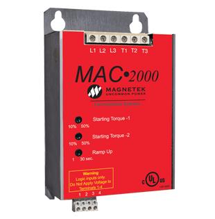 MAC 2000 Soft Start by Magnetek