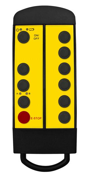telePilot Handheld Style Transmitter