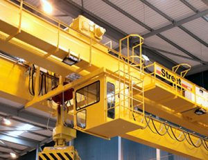 crane brakes