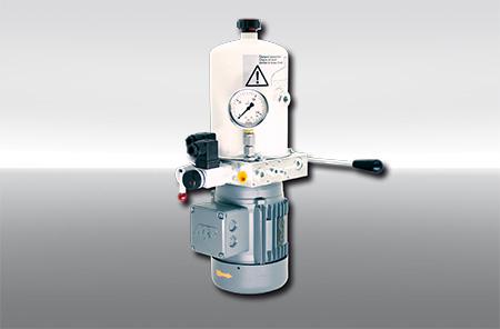 Ringspann Hydraulic Power Unit