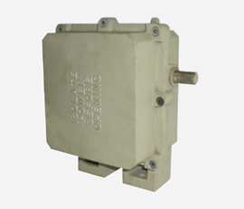 flame proof rotary geared limit switch