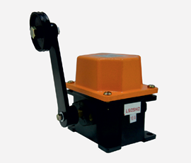 Lever operated limit switch